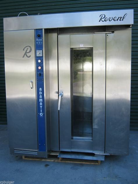 Single Rack Oven by Revent Single Rack Gas Oven Gas Rack Oven Revent 1gs75 50g Rack Oven