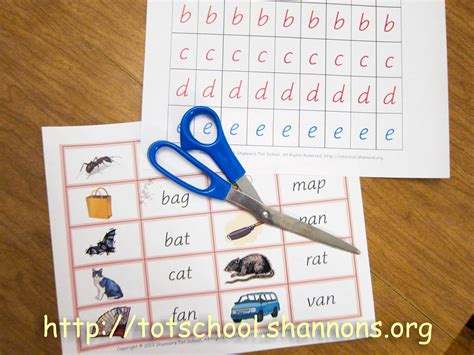 printable moveable alphabet building words with the movable alphabet 171 shannon s tot