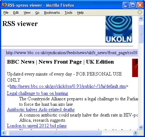 rss feed template an introduction to rss and news feeds