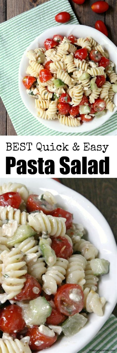 pasta salad recipe cold 100 cold pasta recipes on pinterest pasta salad recipes