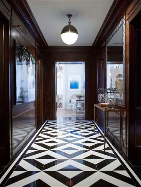 black and white floor pattern marble floor design best flooring choices