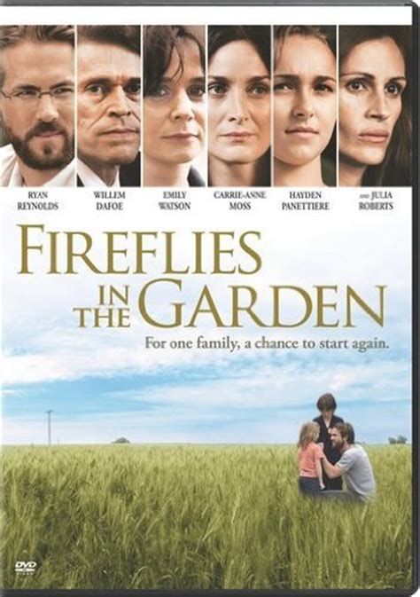 Fireflies In The Garden Cast by Now On Dvd The Sunset Limited The Phantom Of The