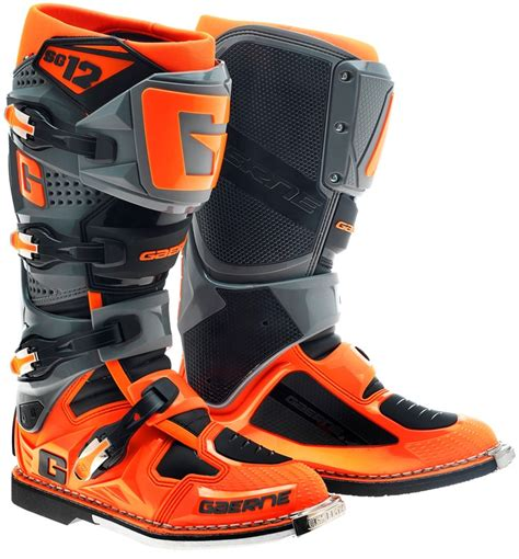 most comfortable motocross boots gaerne the boot co mx offroad sg 122174 038 orange