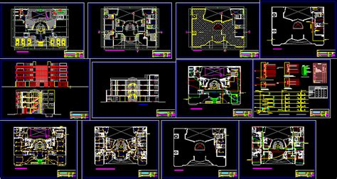 hotel room layout cad luxury hotel 2d dwg design section for autocad designs cad