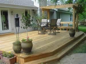 patio plans best 25 backyard decks ideas on patio deck