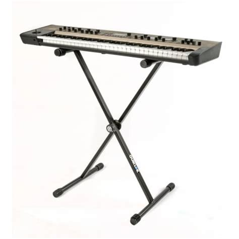 Stand Keyboard Single Proel quik lok t 10bk t rex single tier keyboard stand quik
