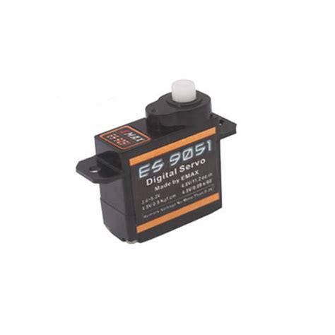 Mini 3 Emax emax es9051 digital mini servo for rc model alex nld