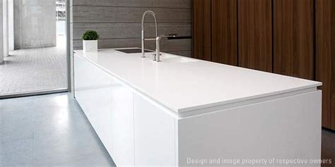 Kitchen Island Worktops Uk by Solid Surface Dupont Corian 174 Dupont France
