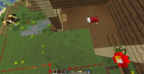 houses in how did part of my house in minecraft disappear arqade