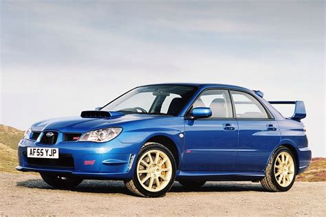 impreza subaru 2006 subaru impreza ii wrx 2006 car review honest john