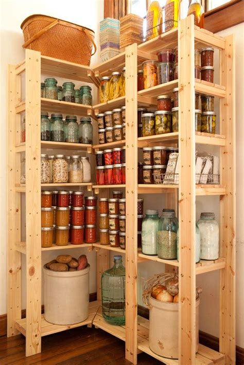 ikea kitchen storage ideas best 25 wooden pantry ideas on pinterest rustic pantry