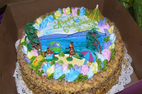 hawaiian birthday party ideas hawaiian birthday party for