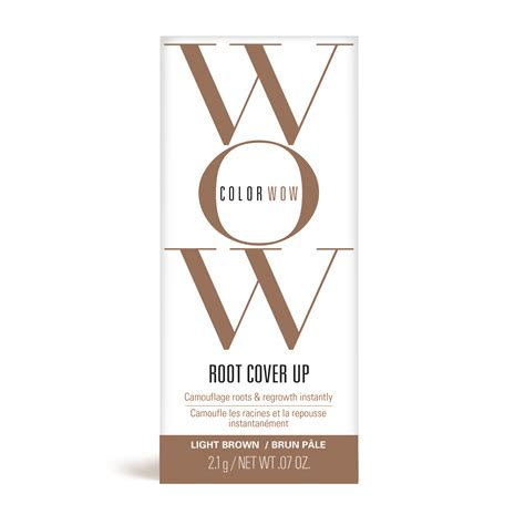 Color Wow Root Cover Up Light Brown 2 1g Feelunique