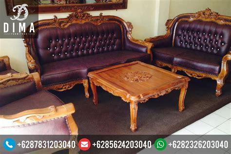 Kursi Tamu Ukir Murah kursi tamu jati mewah murah terbaru ukir jepara sofa