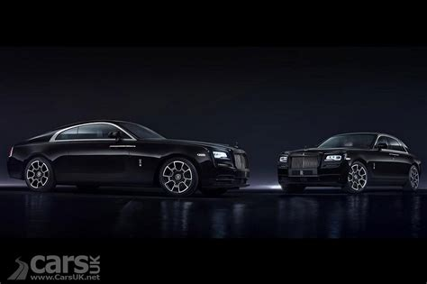 rolls royce black rolls royce black badge the ghost wraith move to the