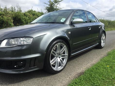 audi rs4 engine for sale used 2006 audi rs4 rs4 quattro for sale in dorset