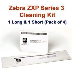 Cleaning Kit Zebra Zxp 3 Series Zebra Cleaning Kit Zebra Zxp Series Kit Price Zebra