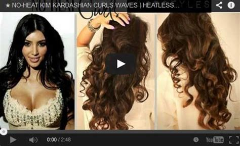 black hairstyles no heat 17 best images about no heat curls on pinterest spiral