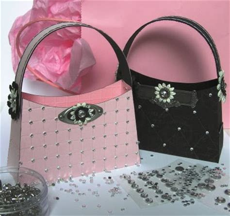 Make A Paper Purse - make paper purse boxes for jewelry the beading gem s journal