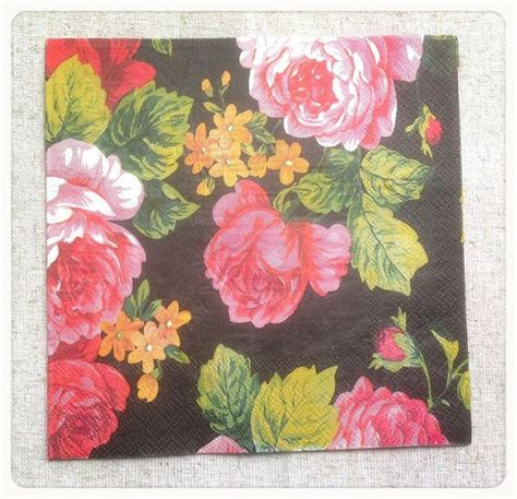 Paper Napkinnapkin Decoupagetissue Decoupage 23 best paper napkins serviette decoupage tissue images on paper napkins floral