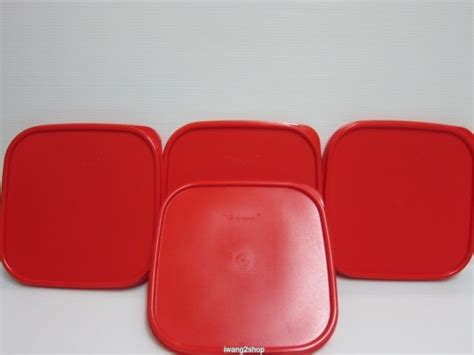 Seal Square Tupperware 4 new tupperware modular mates square seal replacement mm