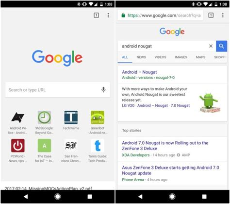 chrome search master the many ways to search with google on your android