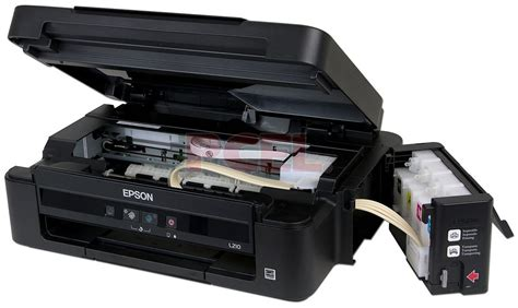 Service Printer Epson L210 multifunctional inkjet color epson l210 a4 emag ro