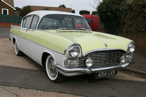 vauxhall cresta 1958 vauxhall cresta hagerty car price guide
