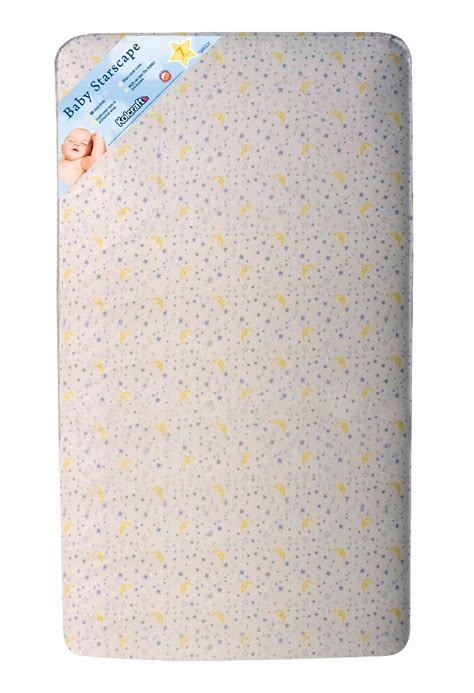 Kolcraft Crib Mattress Reviews Kolcraft Baby Starscape Crib Mattress