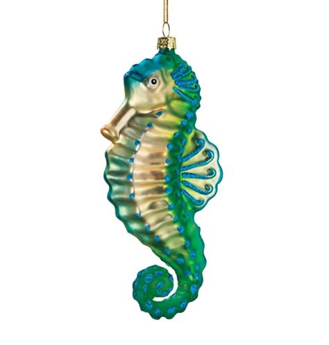 1000 images about seahorses christmas ornaments on