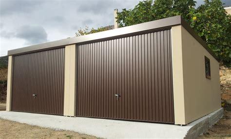 cocheras prefabricadas garajes prefabricados garajes dobles o m 250 ltiples