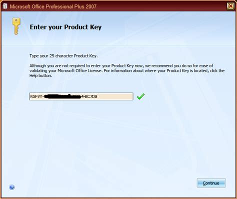 Ms Office 2007 Professional microsoft office professional plus 2007 with product key free sadeempc