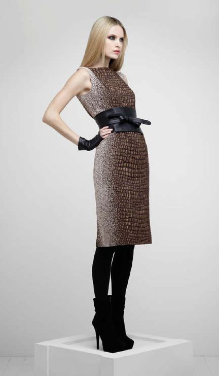 Shopping In October Second City Style Fashion by Lafayette 148 New York Fall 12 Collection Don T Miss