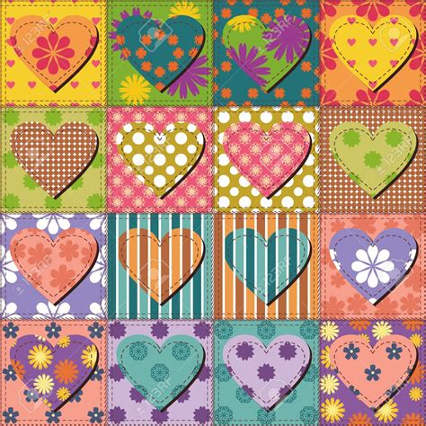 various pattern in c quilt background clipart clipartxtras
