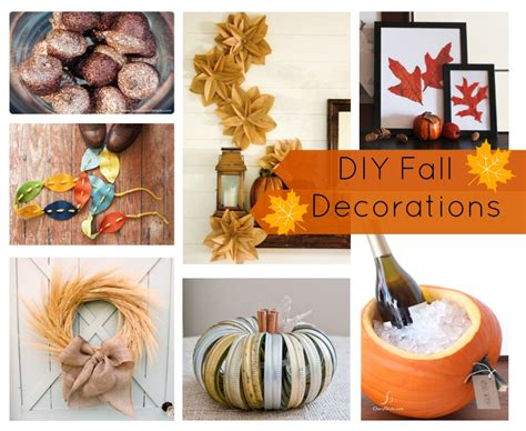 diy fall decorations diy fall decorations freeflys
