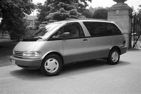 car service manuals pdf 1993 toyota previa spare parts catalogs 1993 toyota previa black 200 interior and exterior images
