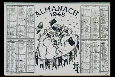 Calendrier De 1945 La Saga Du Calendrier 1 3 Politique Et Propagande Le