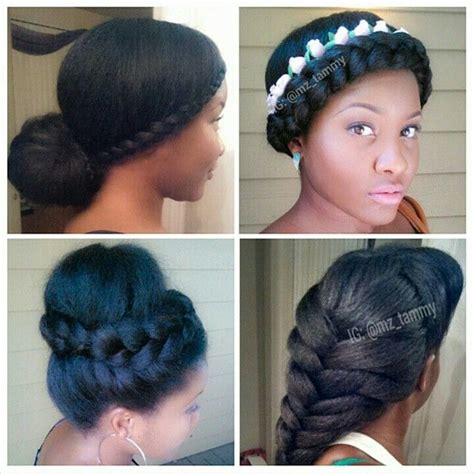 elegant natural hairstyles pinterest 1000 images about hairstyles for formal events on
