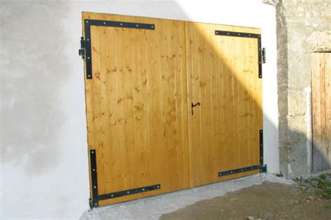 fabriquer sa porte de garage