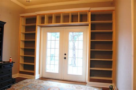 home decorating pictures built in bookcases diy