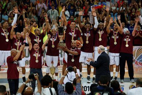imagenes venezuela basket venezuela se lleva el t 237 tulo del ceonato sudamericano