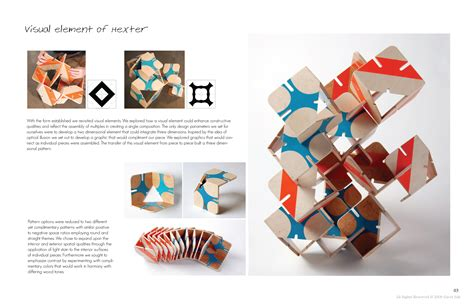 design is intelligence made visual hexter a toy design for visual spatial intelligence