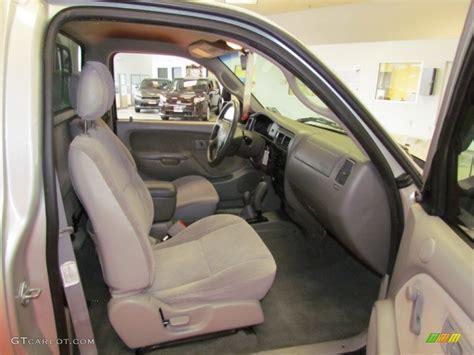 2004 Toyota Tacoma Interior by Charcoal Interior 2004 Toyota Tacoma Regular Cab 4x4 Photo