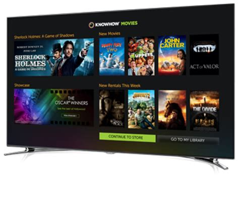 samsung themes for lg knowhow movies app available on lg samsung tvs pc world