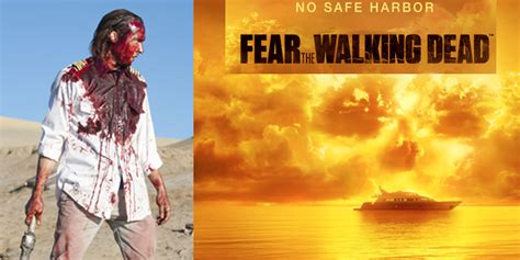 Reviews fear the walking dead review ep 203 ouroboros fear the walking