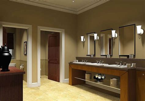 commercial bathroom design bathroom design 12 popular commercial bathroom designs