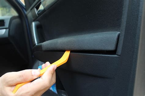Plastic Auto Dismantle Tools Kit Car Radio Door Clip Panel מוצר plastic auto dismantle tools kit car radio door