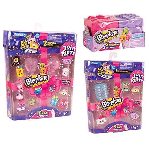 Shopkins Season 7 Join The 2 Mystery Gift Boxes Blind Bag birthday cake shopkins kamisco