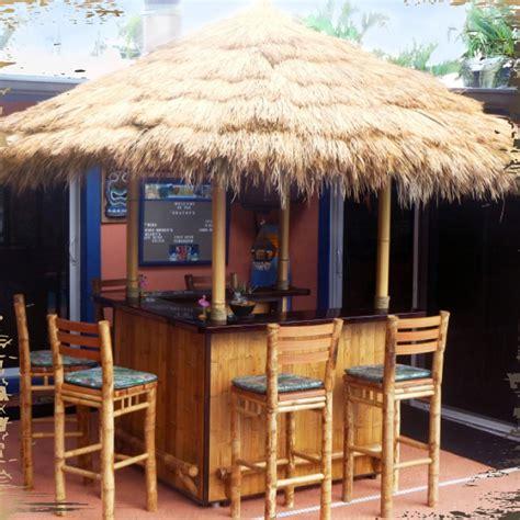 Buy Tiki Bar Tiki Bars Thatch Umbrellas Tiki Torches Outdoor