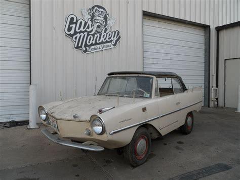 cars for sale at gas monkey garage car interior design